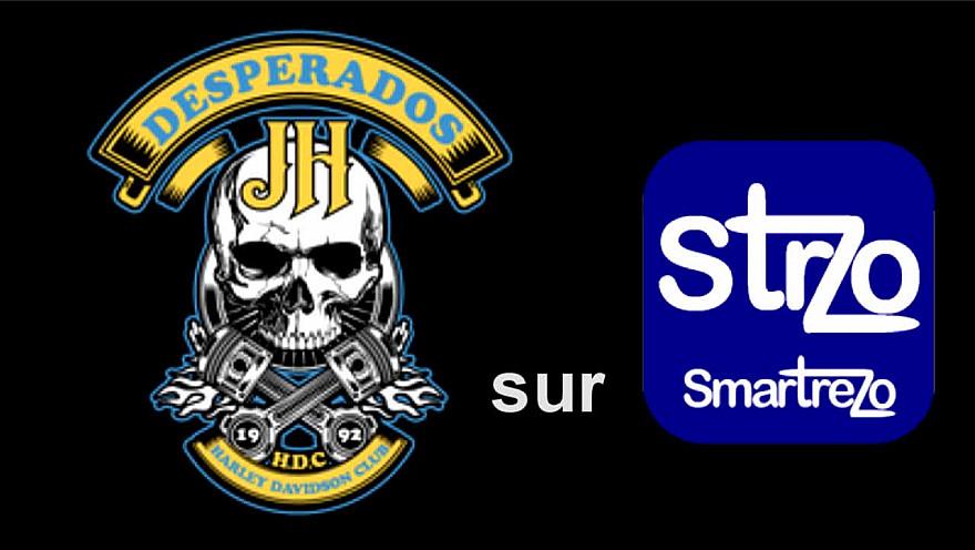HDC Desperados TV : L'association sur la plateforme numérique française Smartrezo