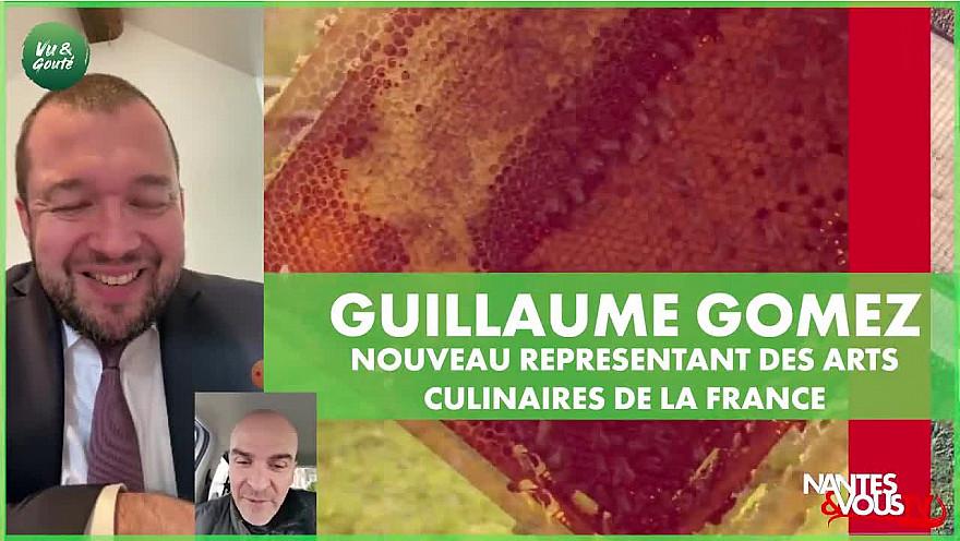 Guillaume GOMEZ - Nouveau représentant des arts culinaires de la France @ggomez_chef