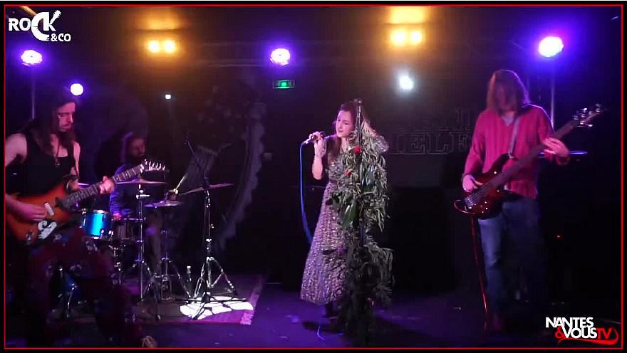 GRA Musique Nantes&VousTV : 'INNER FLOODS' à la scène Michelet de Nantes