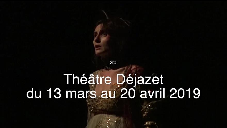 La Mort d'Agrippine, le chef-d'oeuvre de Cyrano de Bergerac au Théâtre Déjazet mis en scène par @daniel_mesguich