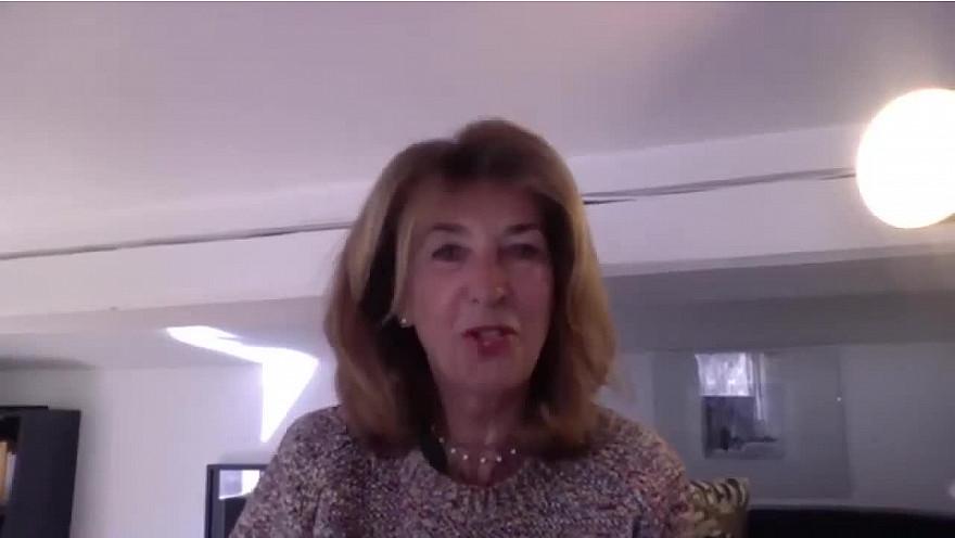 Interview de Laurence de la Baume par Myriam Courcelles sur son livre 'La Contagion du Cœur'
