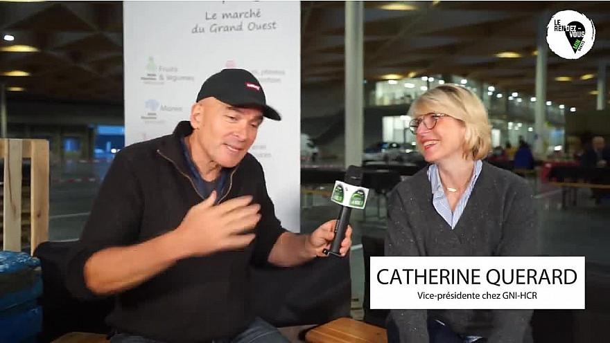 Nantes&VousTV :  au M.I.N. de Nantes Catherine Querard Présidente GNI-Grand Ouest défend les restaurateurs qui sont en très grand danger @cath_querard