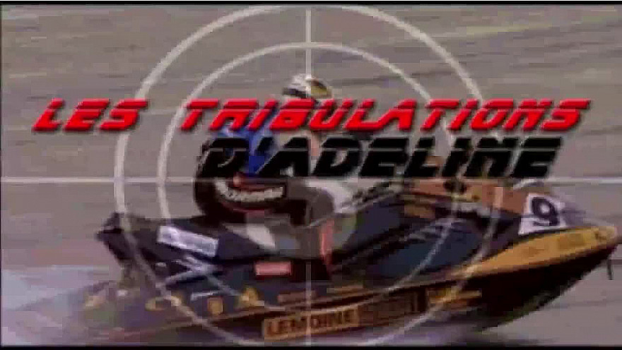 Moteur Aventure Racing :  Les tribulations d'Adeline Blondieau