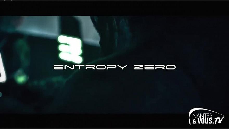 Découvrez le Cyber Groupe Entropy Zero ! Une musique dans un univers de science fiction !