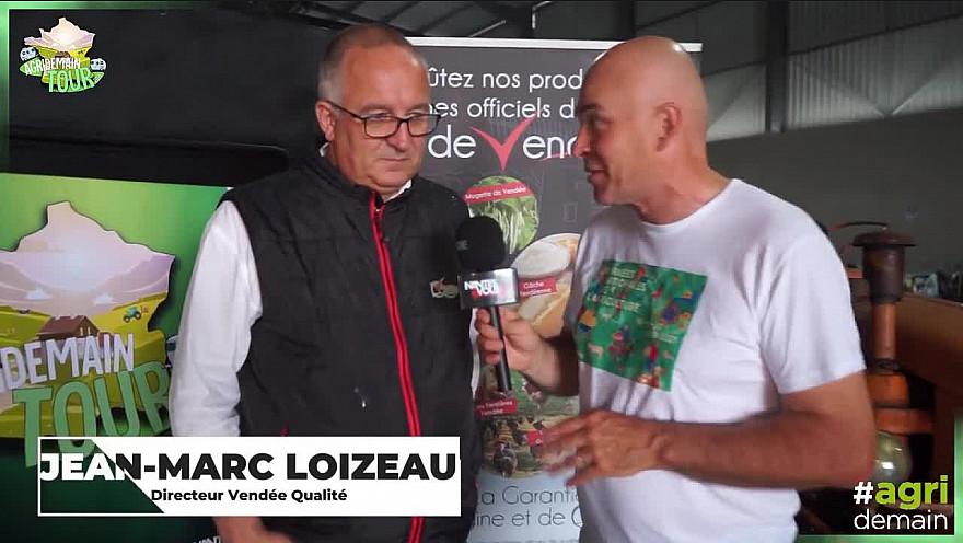 AgridemainTour 2021 : Vendée Qualité, diversité et originalité @Agridemain