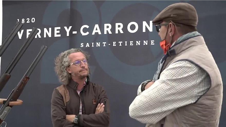 'L'Approche... Made In France' :  Verney Carron, créateur depuis 1820 au service des chasseurs au salon de Compiègne 2020