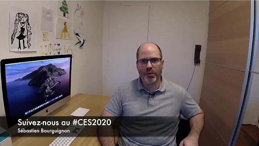 Suivez le CES 2020 à Las Vegas grâce à la Team Française @jblefevre60  @PironTristan  @sebbourguignon   @pierrepinna   @tewoz   @Ym78200   @labordeolivier