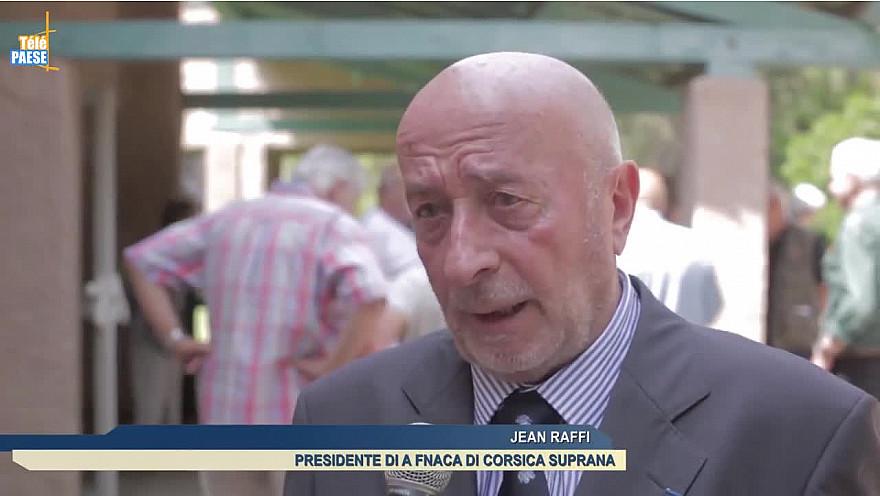 Balagne : La FNACA de Haute-Corse fait son assemblée générale à L'Osari @TelePaese