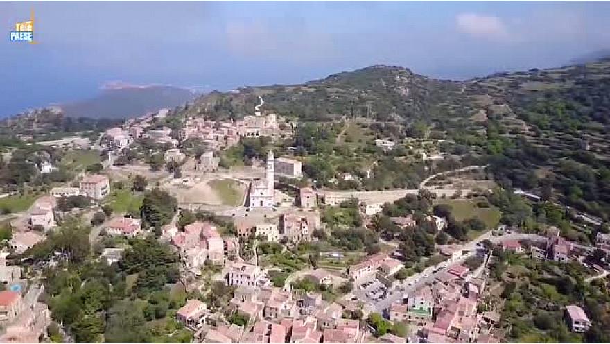 Télé Paese Corsica: Ô Ciel, ma Corse...Curbara @TelePaese