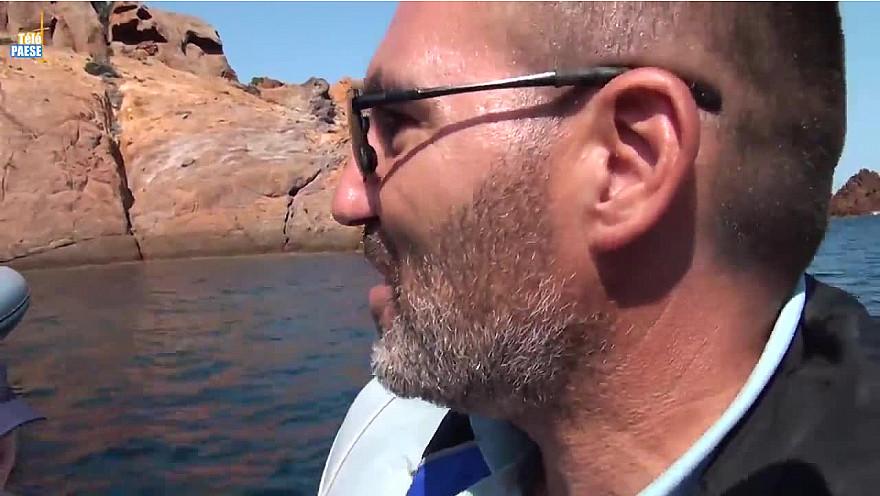 Corse Opération de sécurité maritime à la réserve de Scandula