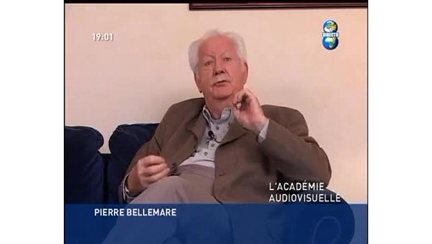 LES GÉANTS de la TÉLÉ - Pierre BELLEMARE - Richard JOFFO  #AcademieAudiovisuelle @RichardJoffo