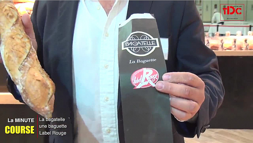 La Bagatelle Baguette Label Rouge - Consommation-@Tvdeschefs-@Smartrezo