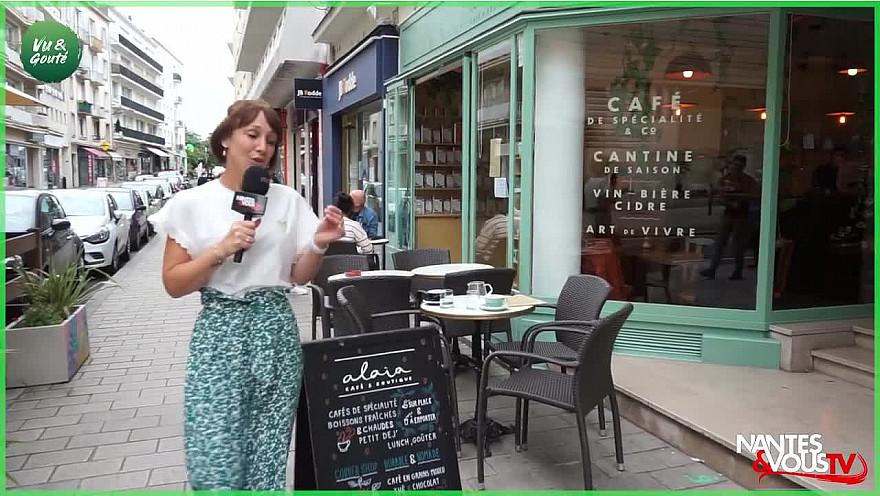 Nantes & Vous TV : Découvrez l'Alaïa café & boutique