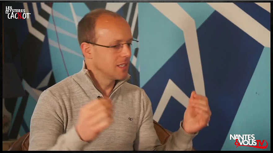 Nantes & Vous TV - Entrevue avec Ivan Skybyk - Les Mystères du Cachot