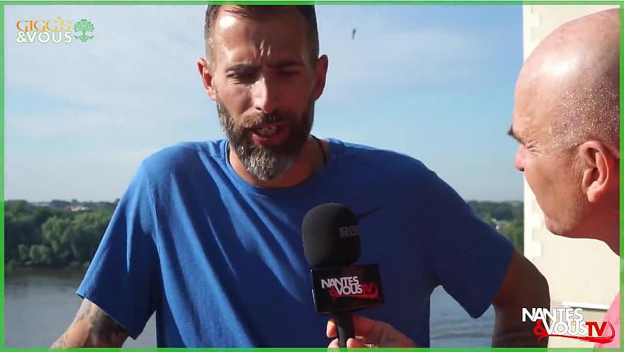 Nantes & Vous TV - Préparation physique & mentale avec Franck Zlatiew - Gigg's & Vous