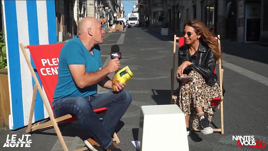 La TV Locale Nantes&Vous Smartrezo vous présente le premier JT Agité