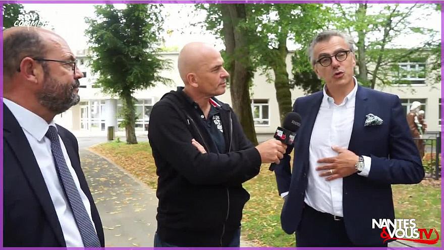 Découvrez 'La Joliverie' à Nantes, l'école de l'industrie du futur
