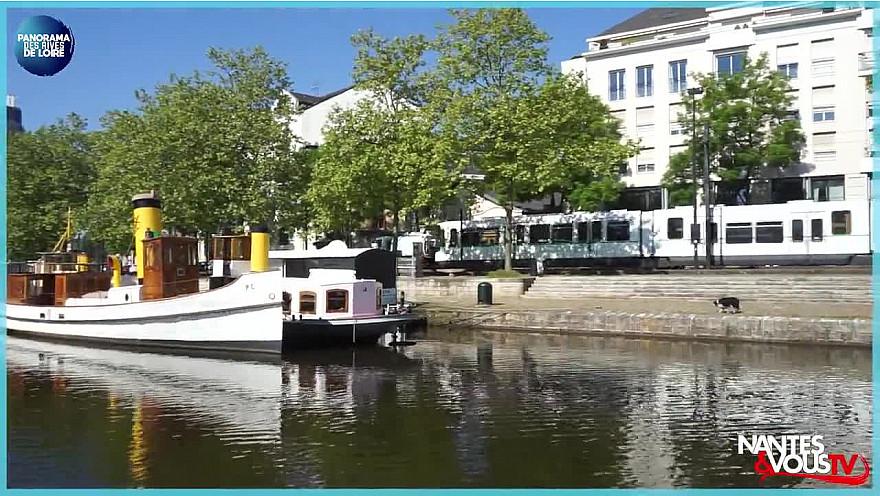 Nantes & Vous TV - Voyage artisanal à bord du 'Doux-Glace'