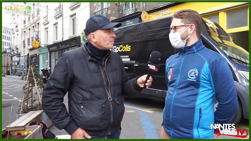 Nantes & Vous TV - Rencontre avec les bénévoles qui encadrent nos évènements - Gigg's & Vous n°6