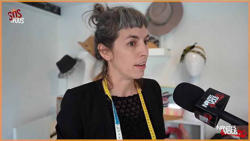 Nantes & Vous TV - Le monde des chapeaux avec 'Studio Grimel' - SOS & Vous