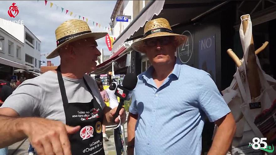 TV Locale Smartrezo Vendée : Une journée Gourmande à Noirmoutier