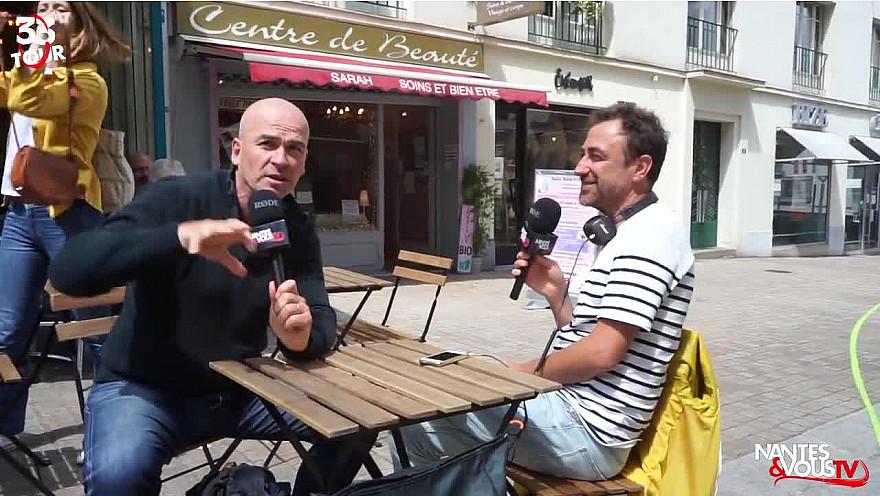 Nantes & Vous TV : Découvrez le réalisateur Yves Piat