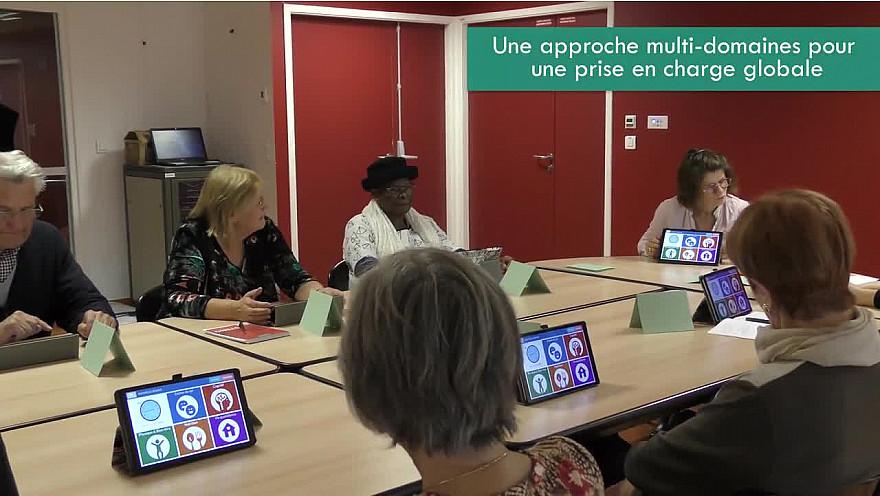 Séniors  : Stimuler ses Capacités avec une Tablette Numérique @MalakoffMH @AnisenFrance @ARS_NAquit