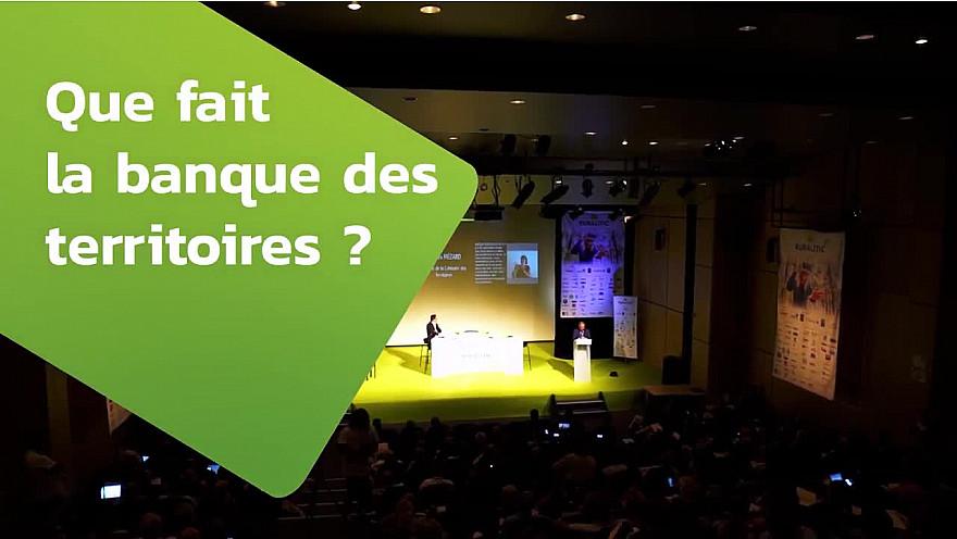 RuraliTIC 2018 :  interview de Franck Chaigneau, expert développement rural, Banque des Territoires @BanqueDesTerr