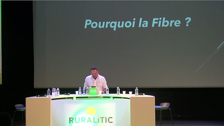 RURALITIC 2019:  Pourquoi la Fibre ?