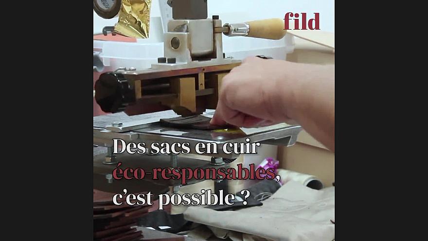 Fild / Des sacs en cuir eco-responsables