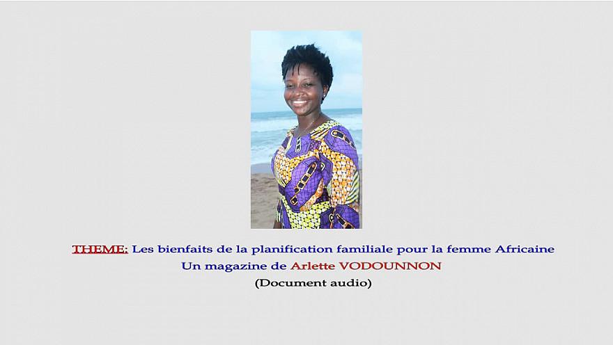 Les Bienfaits de la planification familiale sur la femme Africaine