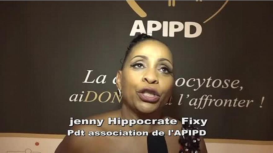 Gala de charité de l'APIPD avec les personnalités ultra-marines @Drepaction @JHippocrate @vpecresse @iledefrance #Drépanocytose