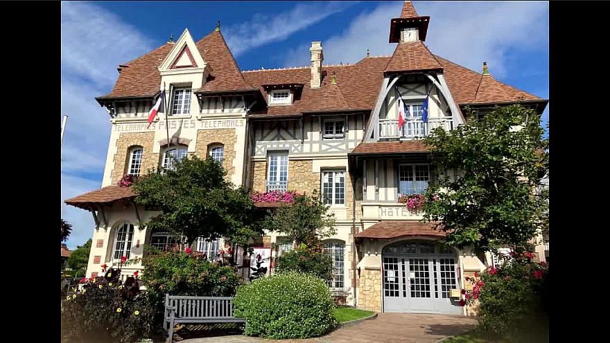 Le samedi au jardin Mairie de Blonville, Calvados (14)