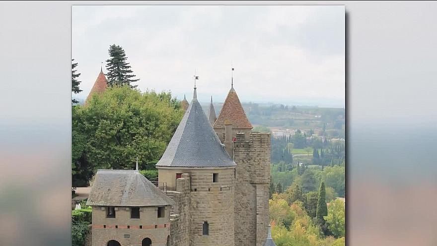 Carte postale : Carcassonne- Aude (11)