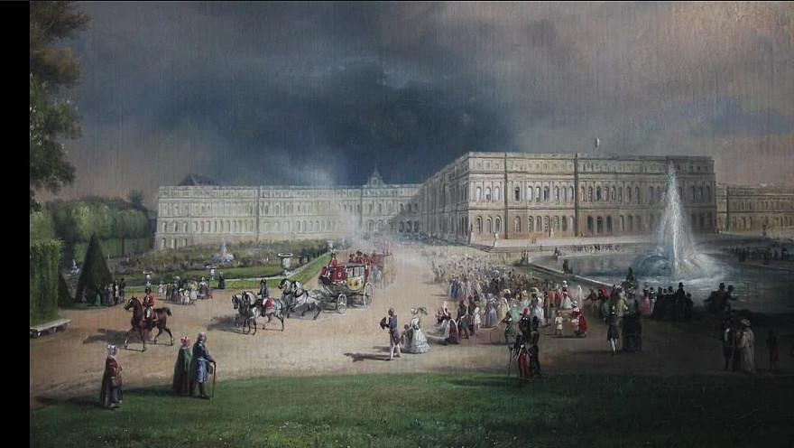 Si Versailles m'était montré (Je dis culture)