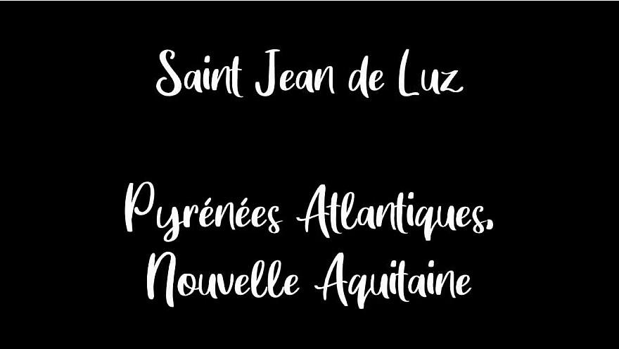 Le samedi au jardin  à St Jean de Luz