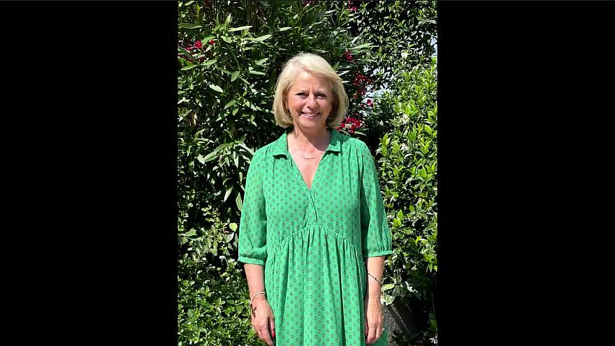 Le samedi au jardin du ministère de la santé avec Mme Brigitte Bourguignon