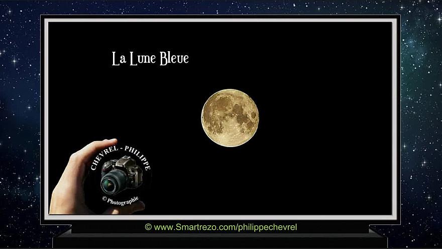 Tv Locale Nature Calvados : La Lune bleue