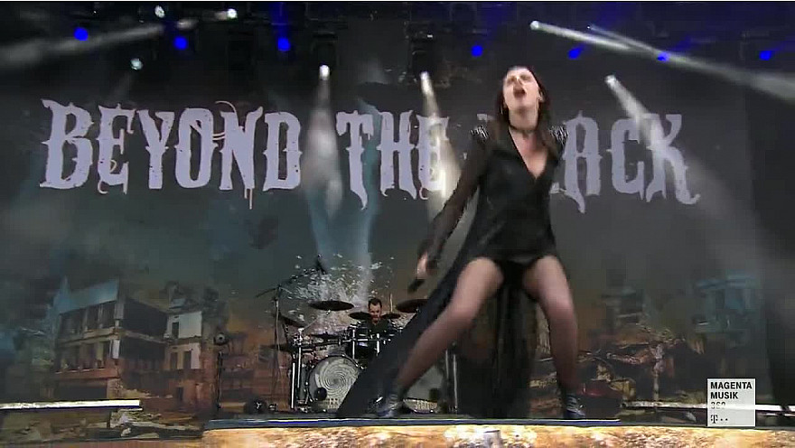 Beyond the black Live