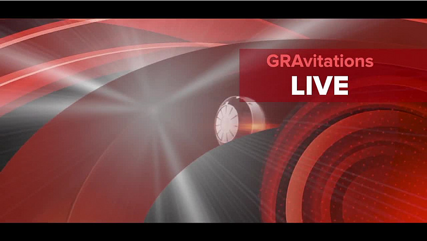 GRAvitations LIVE tous les vendredis à 18h