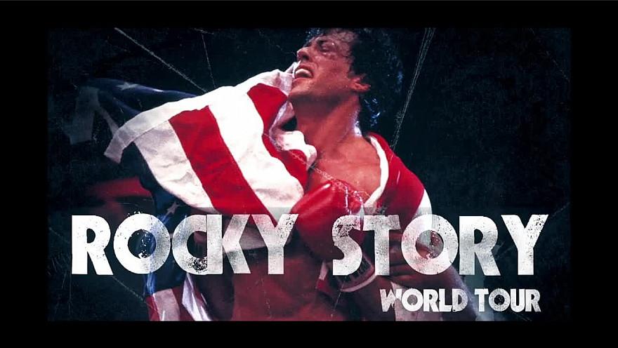 Rocky Story World Tour Teaser