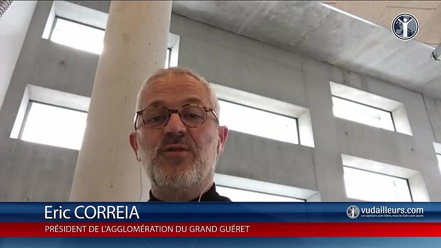 Tv Locale Paris : Eric Correia  'Cannabis thérapeutique : « Il est temps que la France aille de l'avant »'