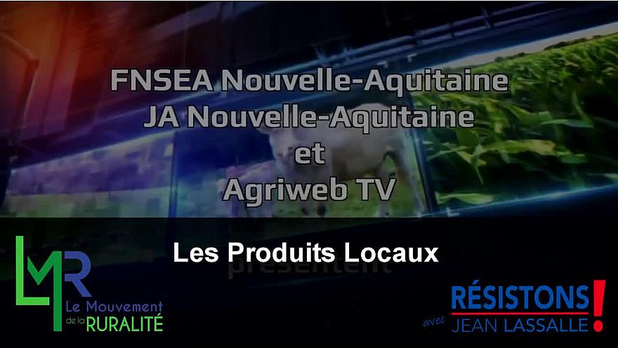 Régionales 2021 : Eddie Puyjalon s'engage à favoriser et développer la consommation des produits locaux @EddiePuyjalon @LMR_NAquitaine @jeanlassalle @FNSEA_Nlle_Aqui